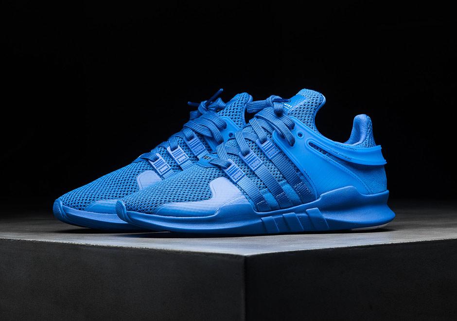 adidas eqt homme bleu