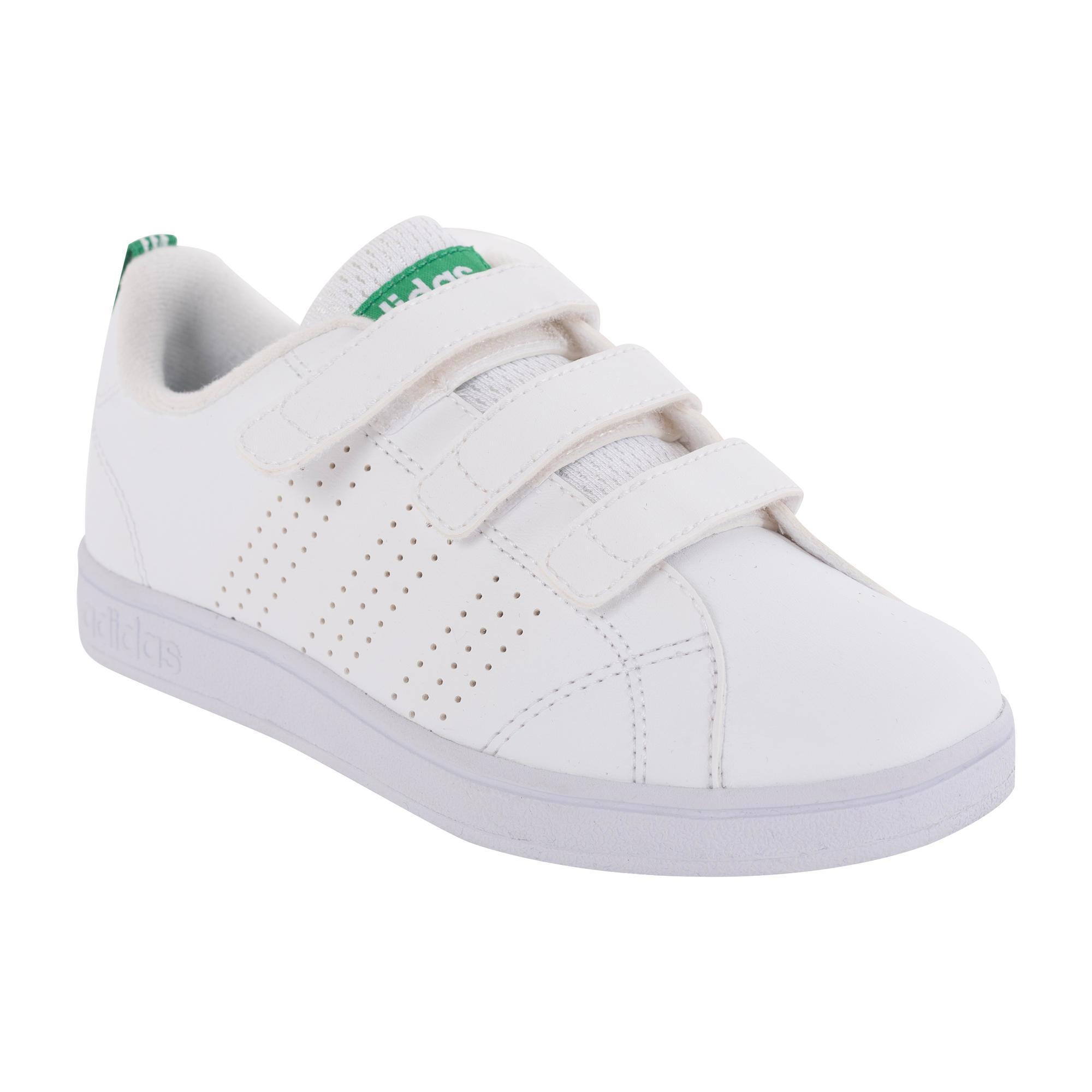 adidas neo blanche scratch pour des sorties bon marché