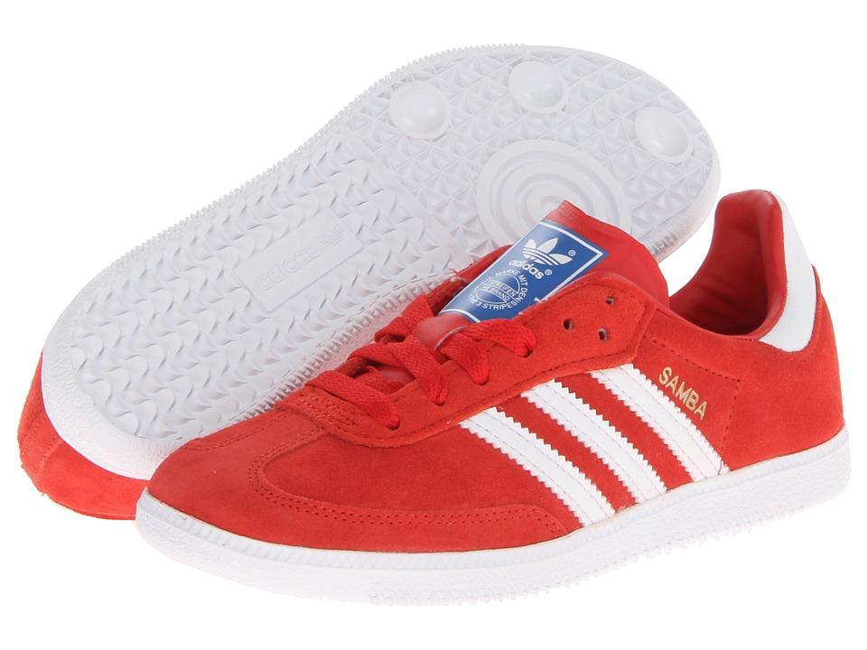 adidas samba rouge pour des sorties bon marché.