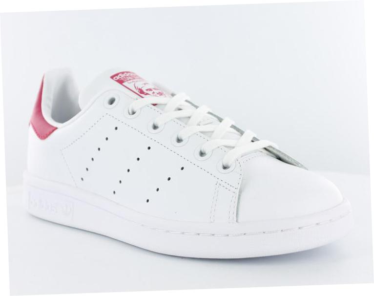 taille 40 4b7da a658e adidas stan smith rose clair pour des sorties bon marché ...