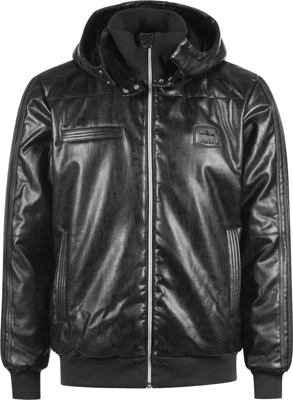 adidas veste cuir pour des sorties bon marché.