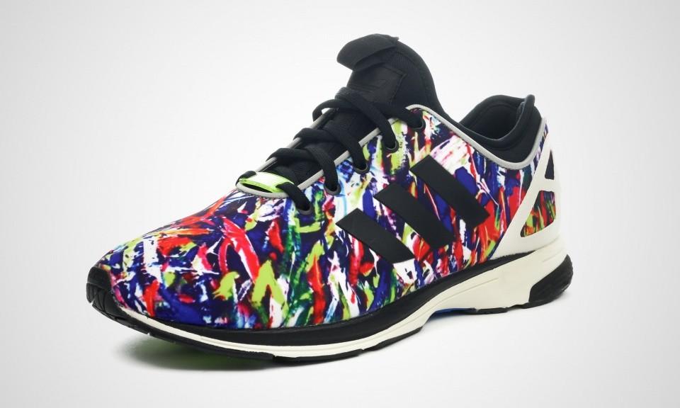 chaussure homme adidas zx flux 2018