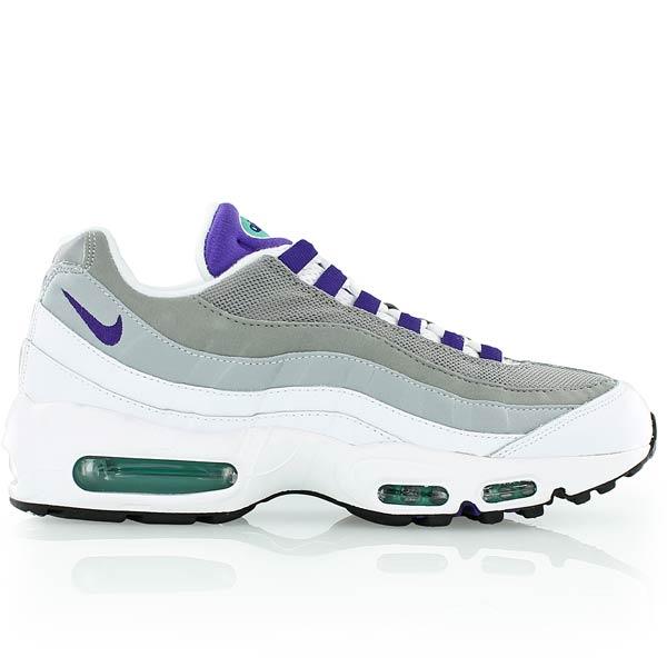 air max 95 violet blanc pour des sorties bon marché