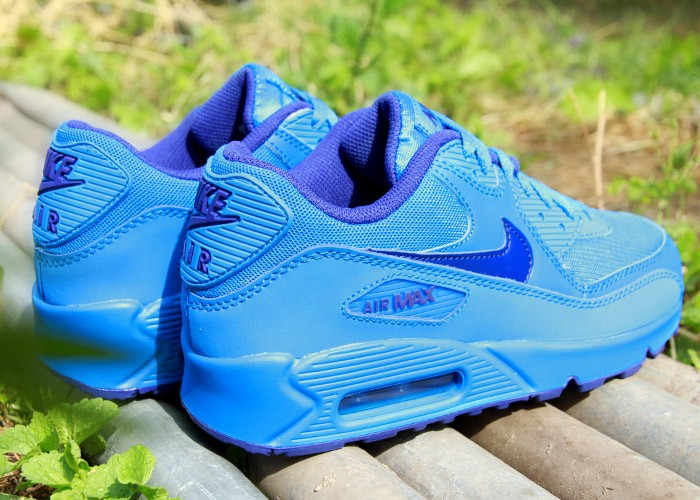 air max bleue