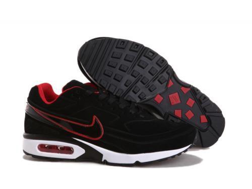 air max bw rouge et noir