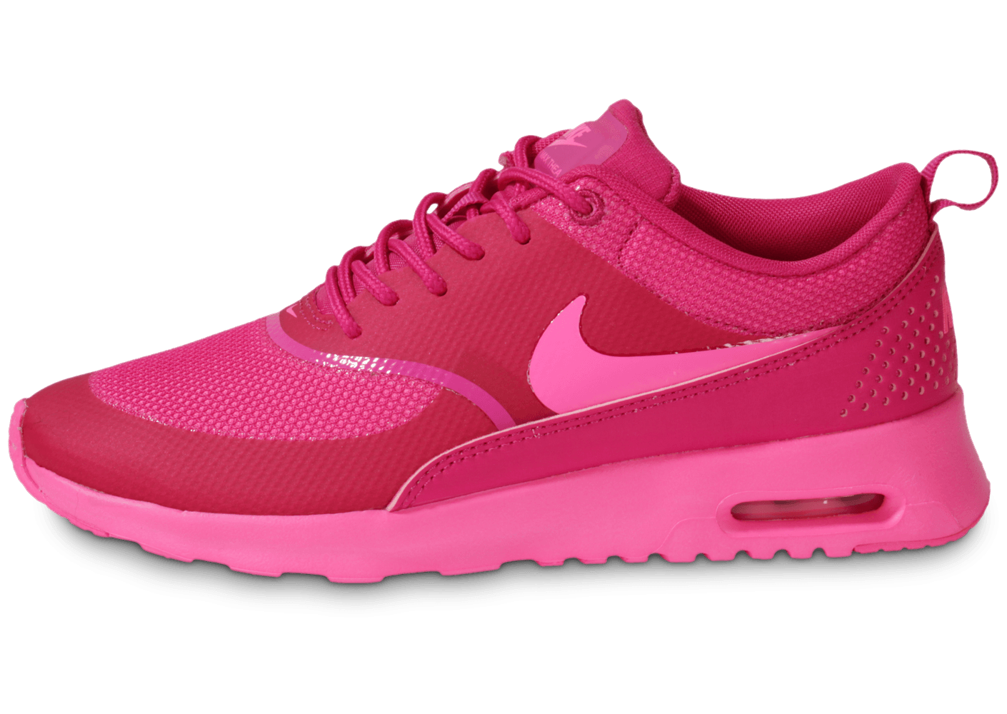 air max thea rose fluo pour des sorties bon marché