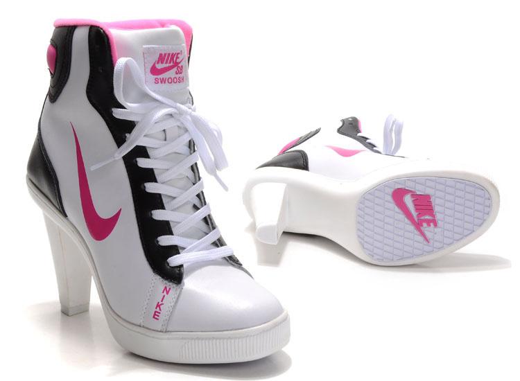 Nike A Des Sorties Pour Bon Basket Femme Talon Marché E9YHIbWDe2