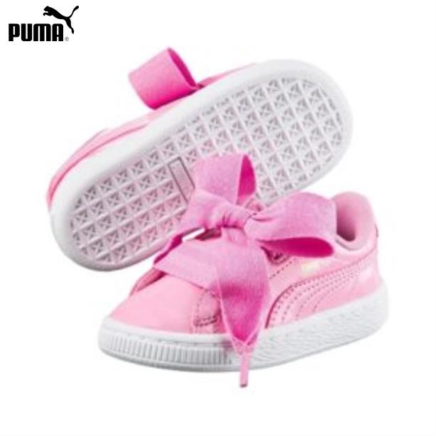 Cat Blanche Future Beau Heart Baylee Chaussure Puma Femme