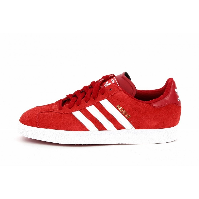chaussures femme adidas rouge original