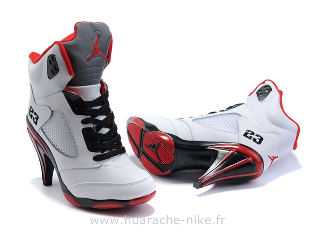 Des Bon Talon Pour Basket Jordan Sorties Femme Marché FTlKJ1c