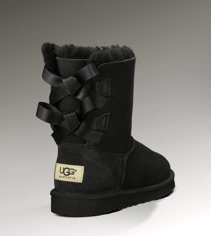 chaussure uggs noir