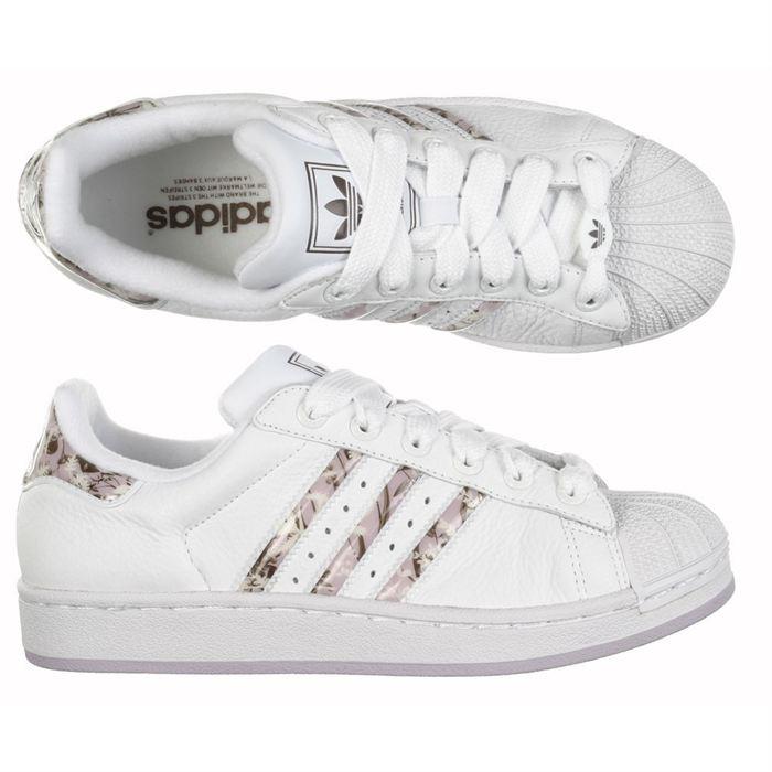 adidas chaussures femme superstar